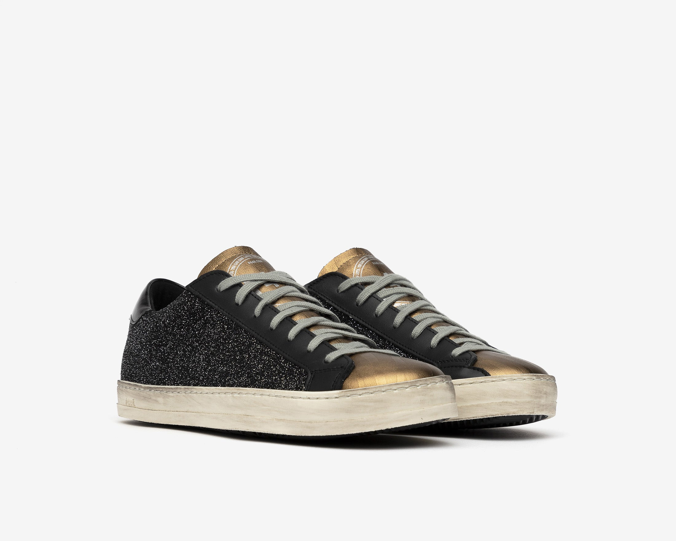 John Low-Top Sneaker in Sahara - Side