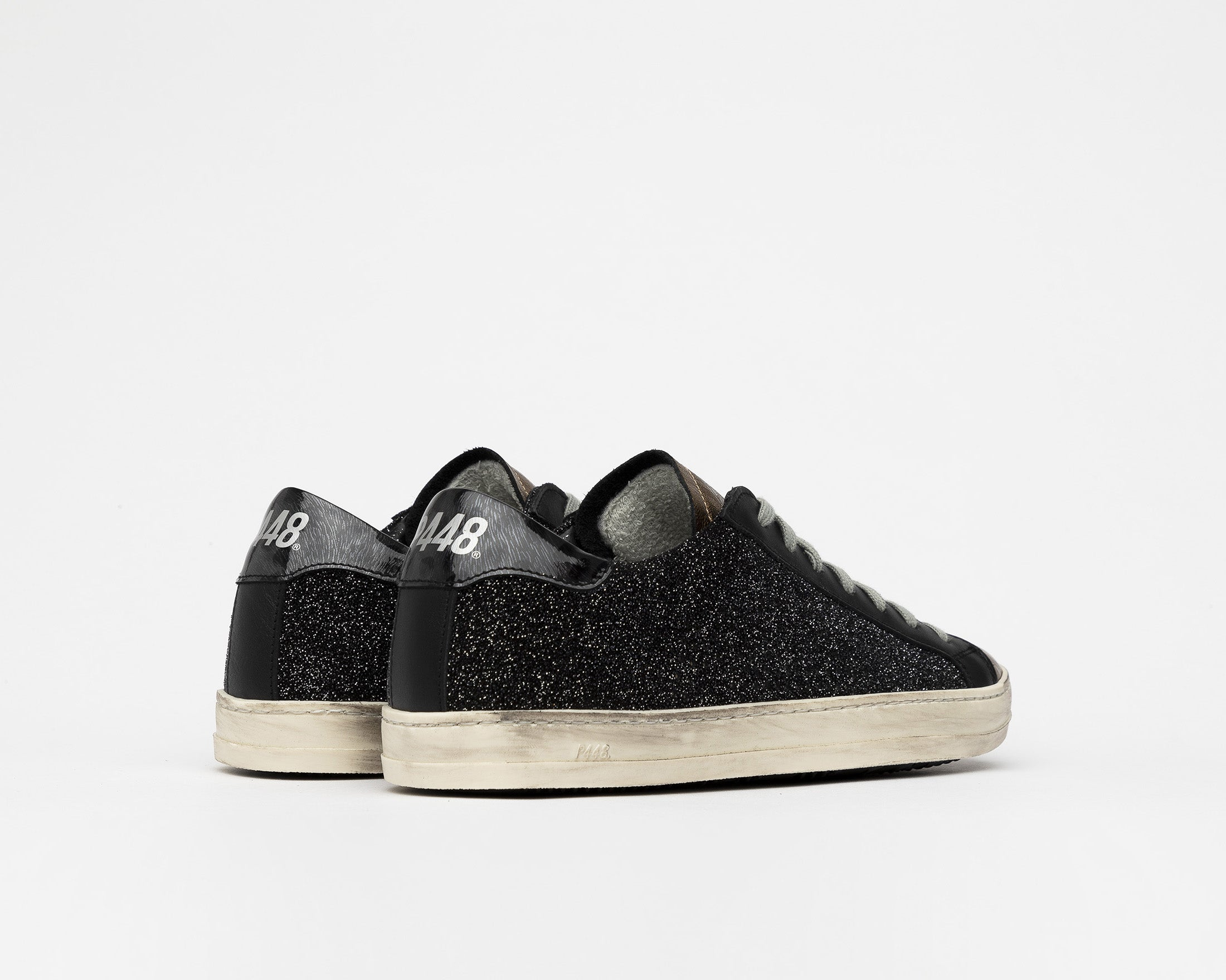 John Low-Top Sneaker in Sahara - Back