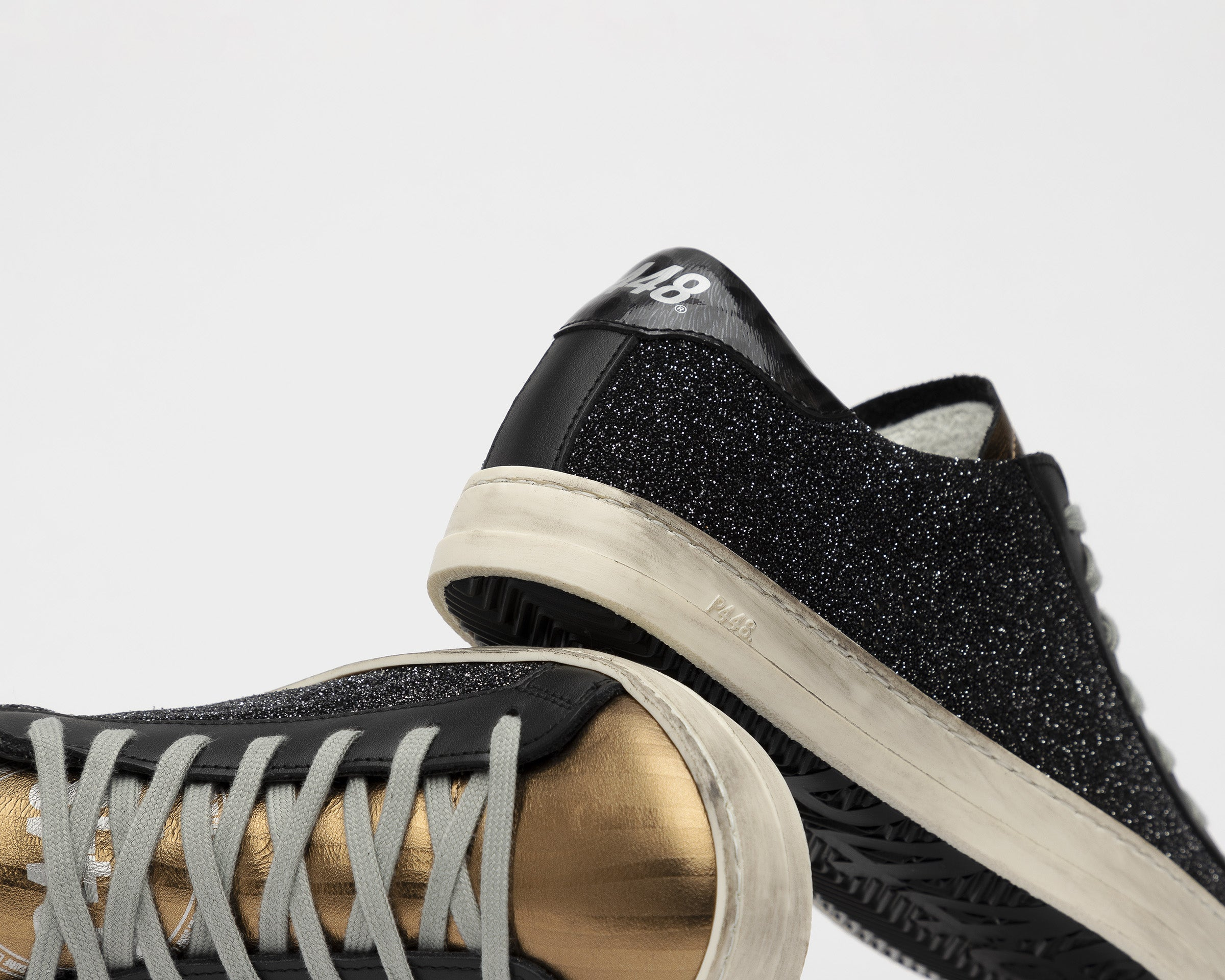 John Low-Top Sneaker in Sahara - Detail 3