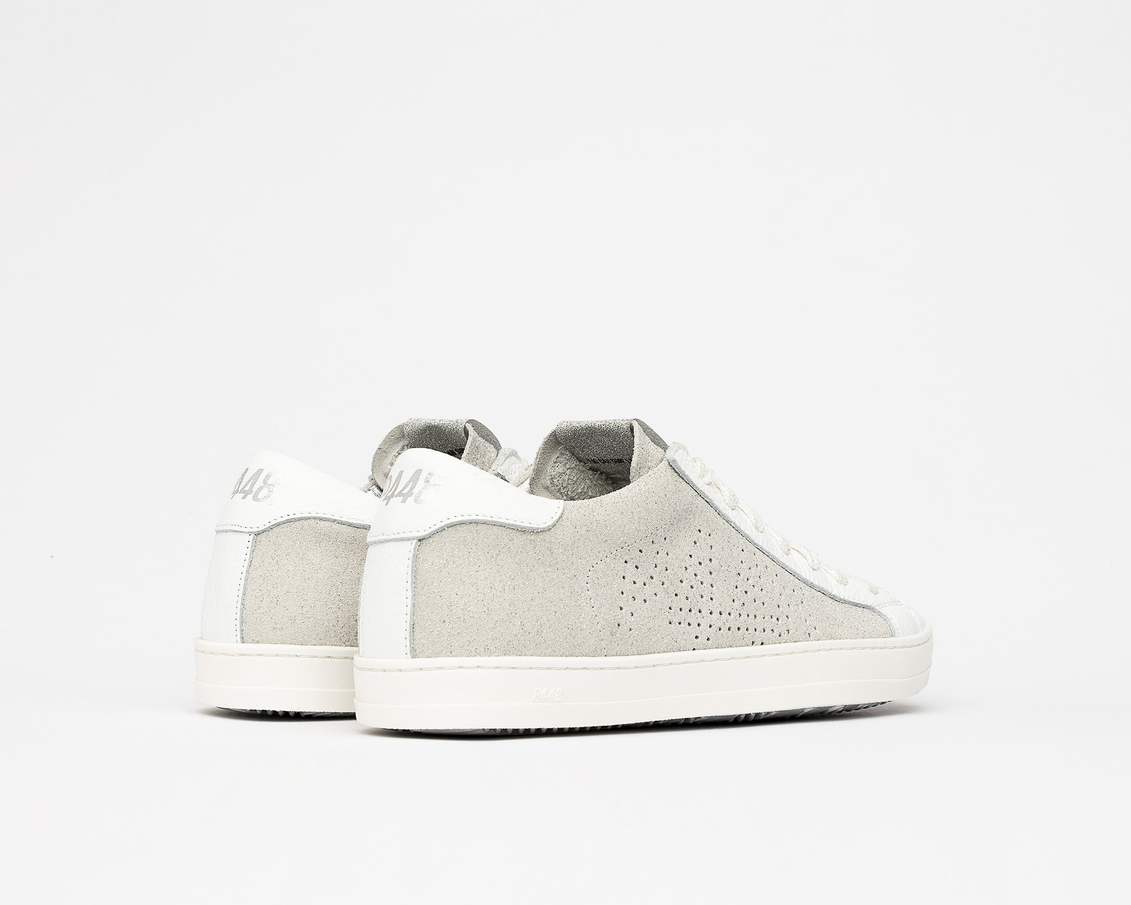 John Low-Top Sneaker in Softy - Back