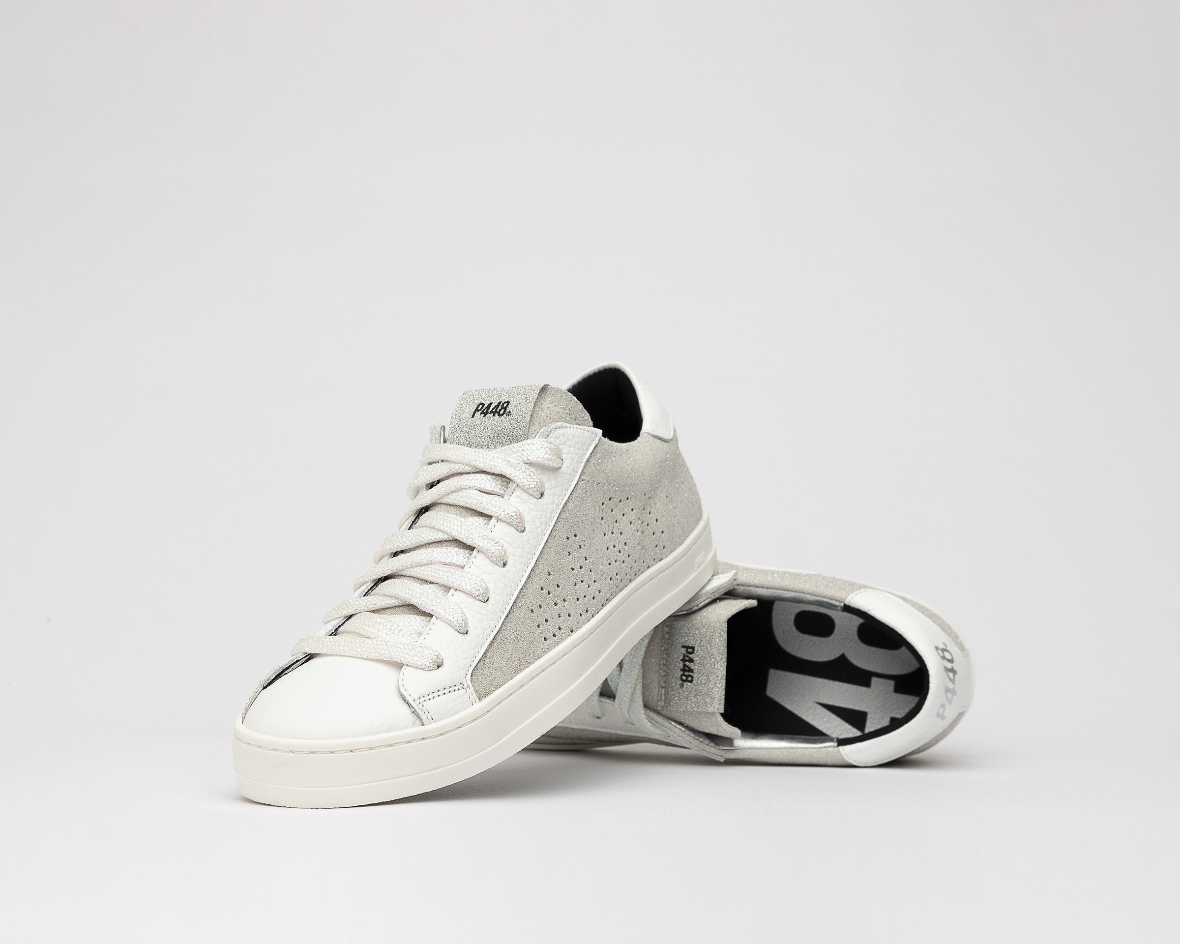 John Low-Top Sneaker in Softy - Detail 1