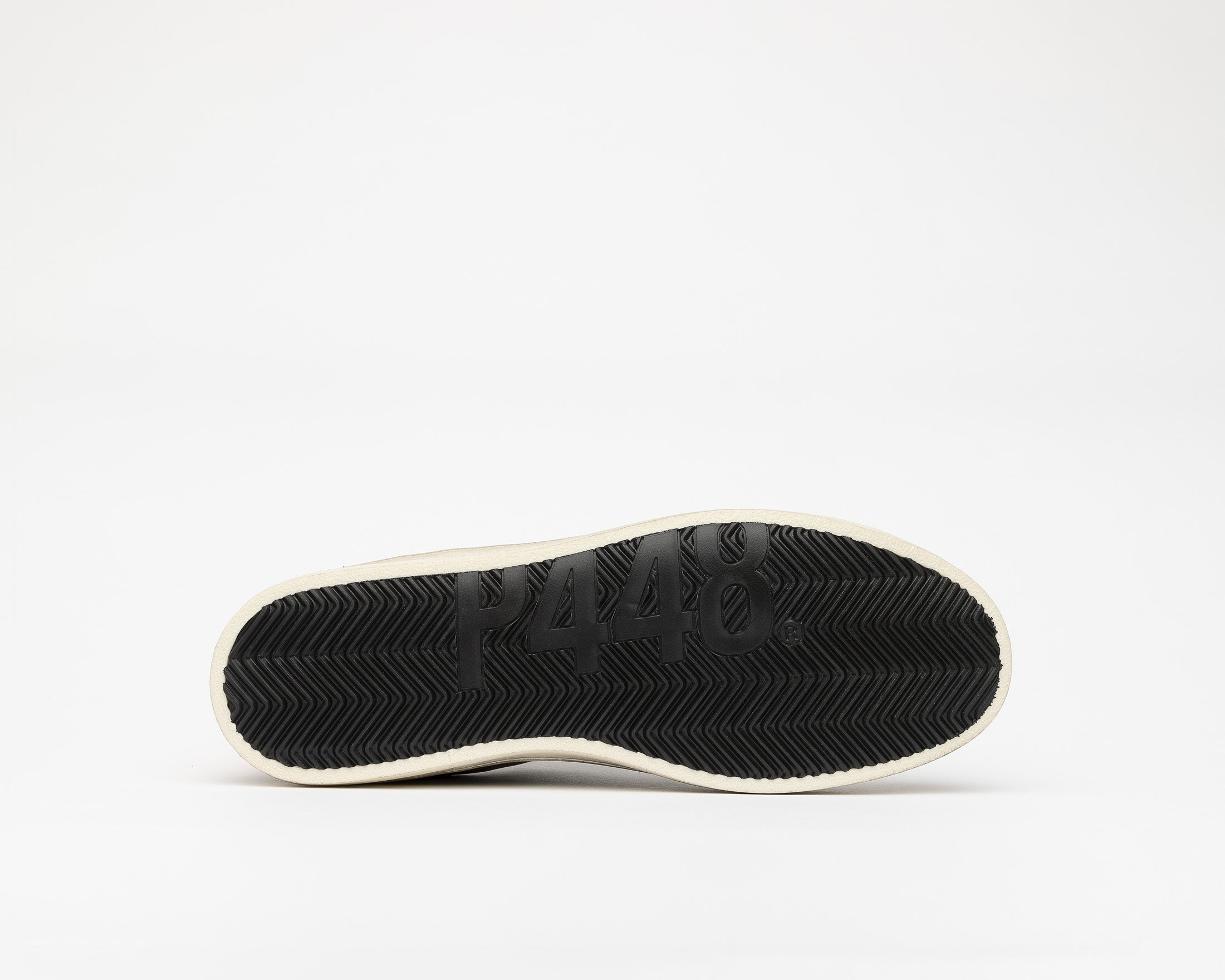 John Low-Top Sneaker in Twister Python - Bottom