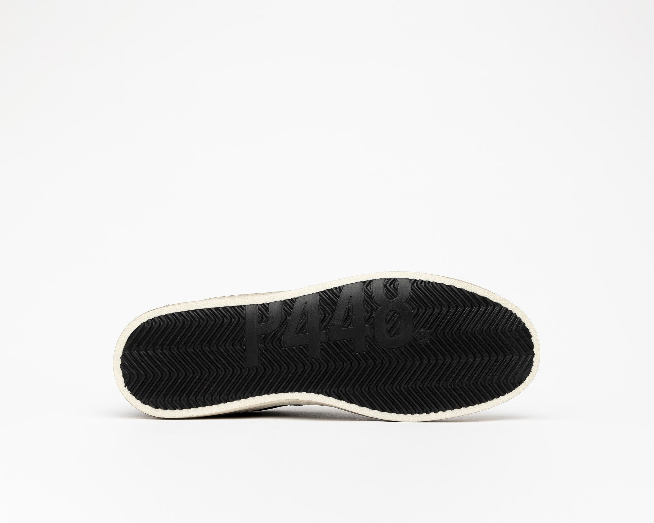 JohnBS Low-Top Sneaker in MultiSnake - Bottom