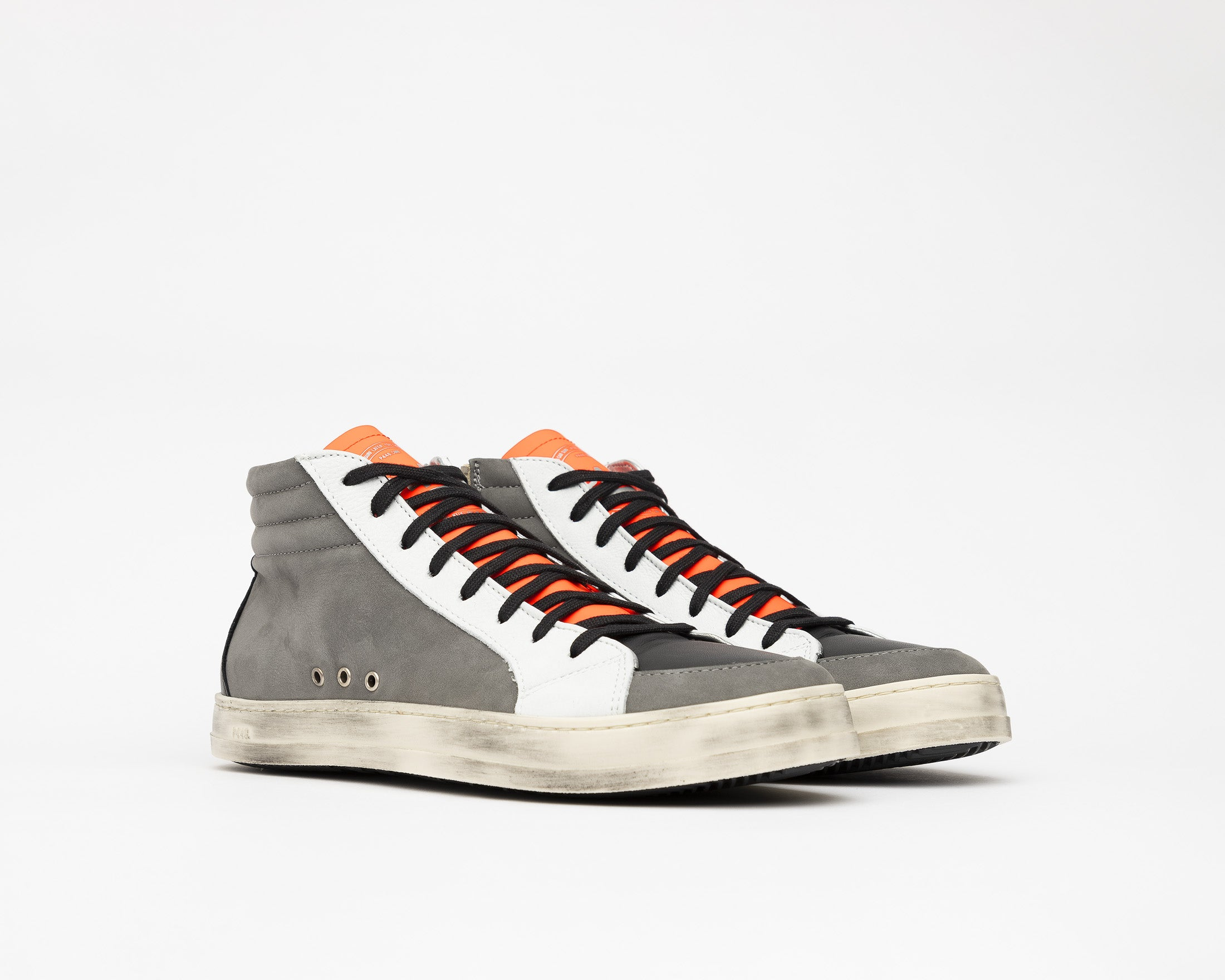 Skate Alabama - High Top Sneaker - Mens - Side