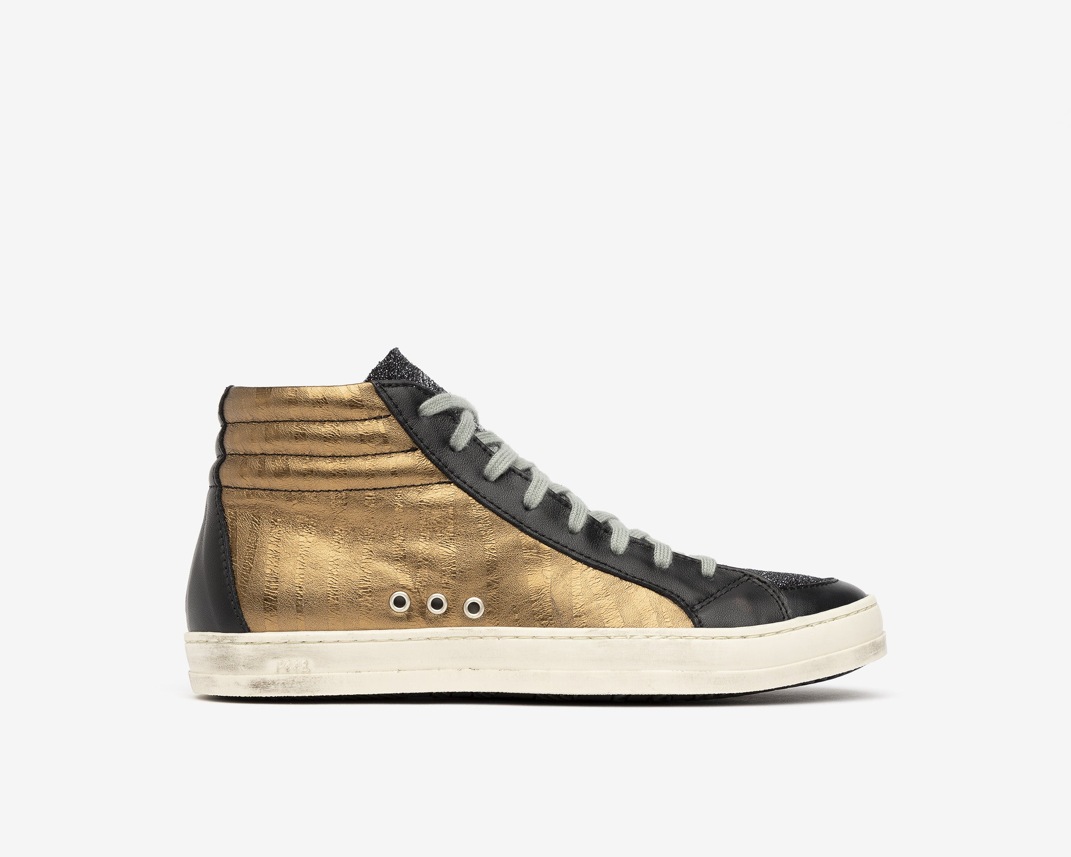 SkateBS High-Top Sneaker in Sahara - Profile