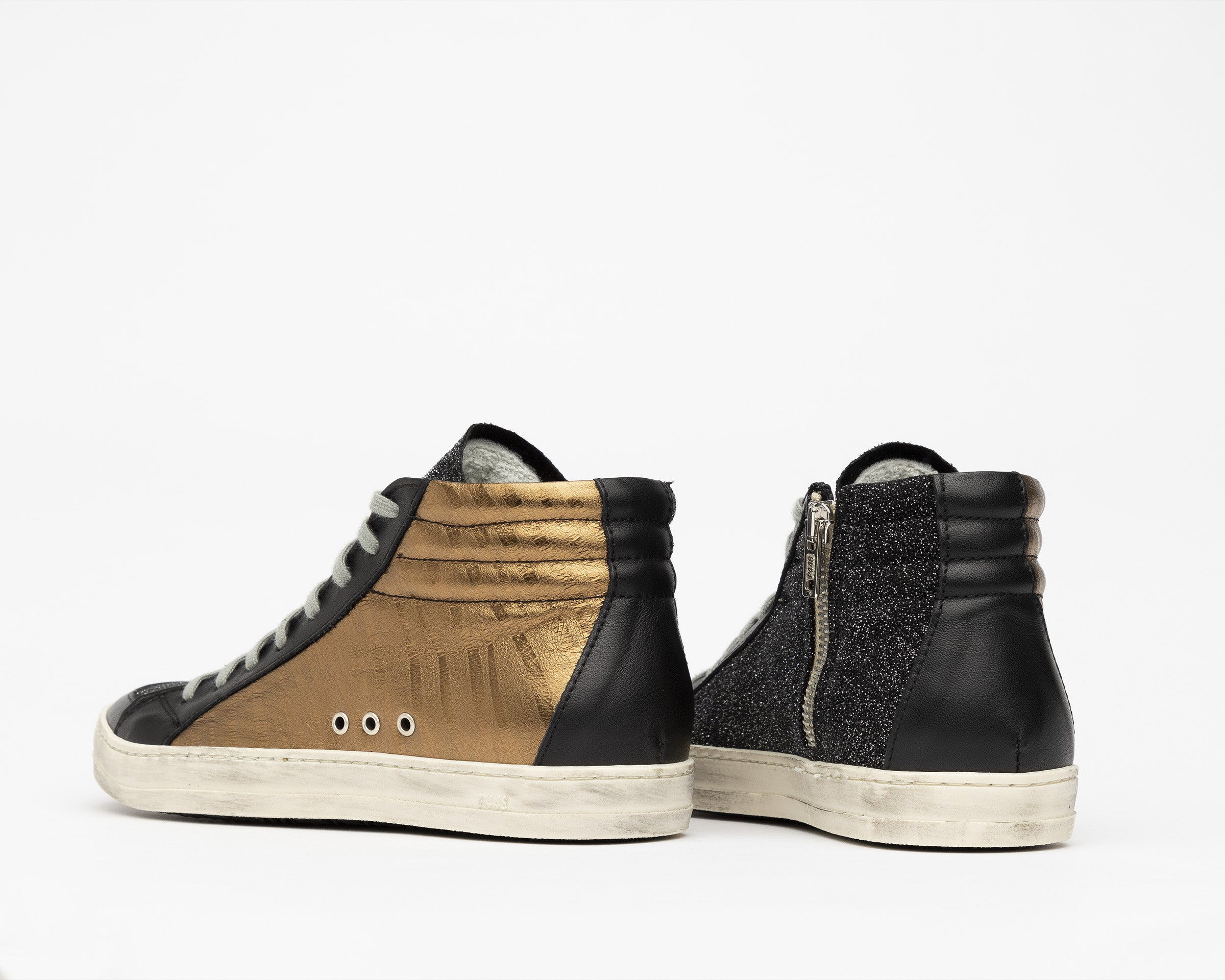 SkateBS High-Top Sneaker in Sahara - Detail 2