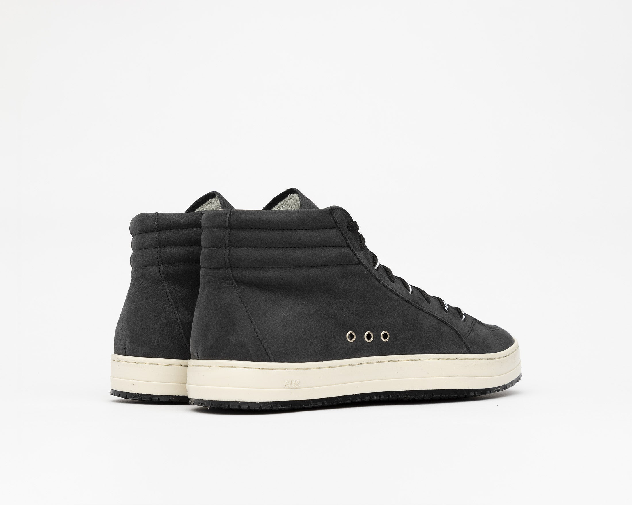 Skate High-Top Sneaker in Luxor - Bottom