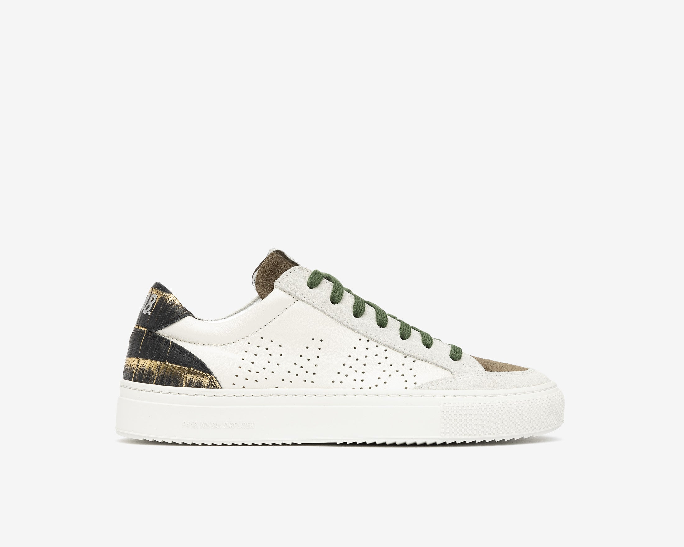 Soho Pull-on Sneaker in Clarm - Profile