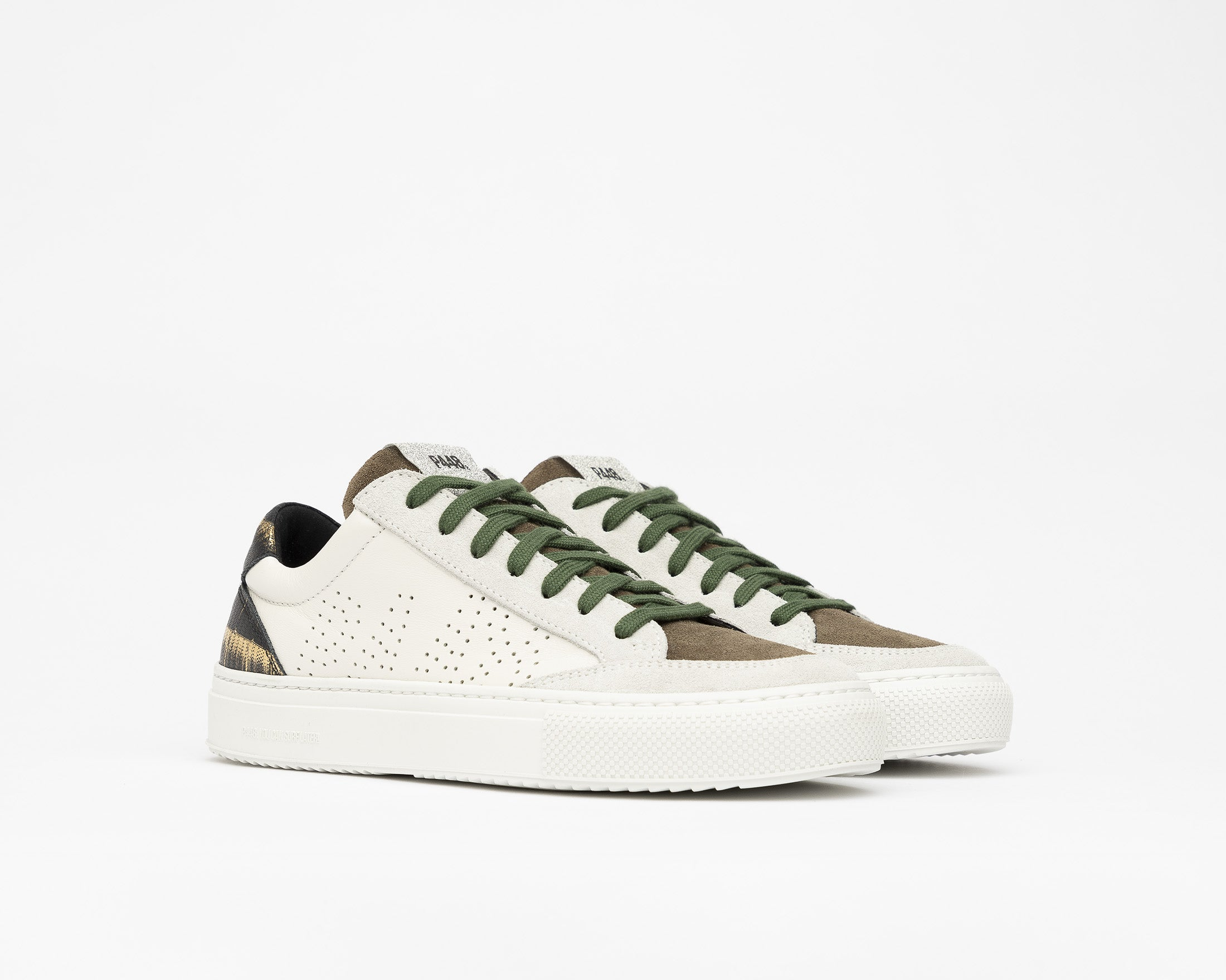 Soho Pull-on Sneaker in Clarm - Side