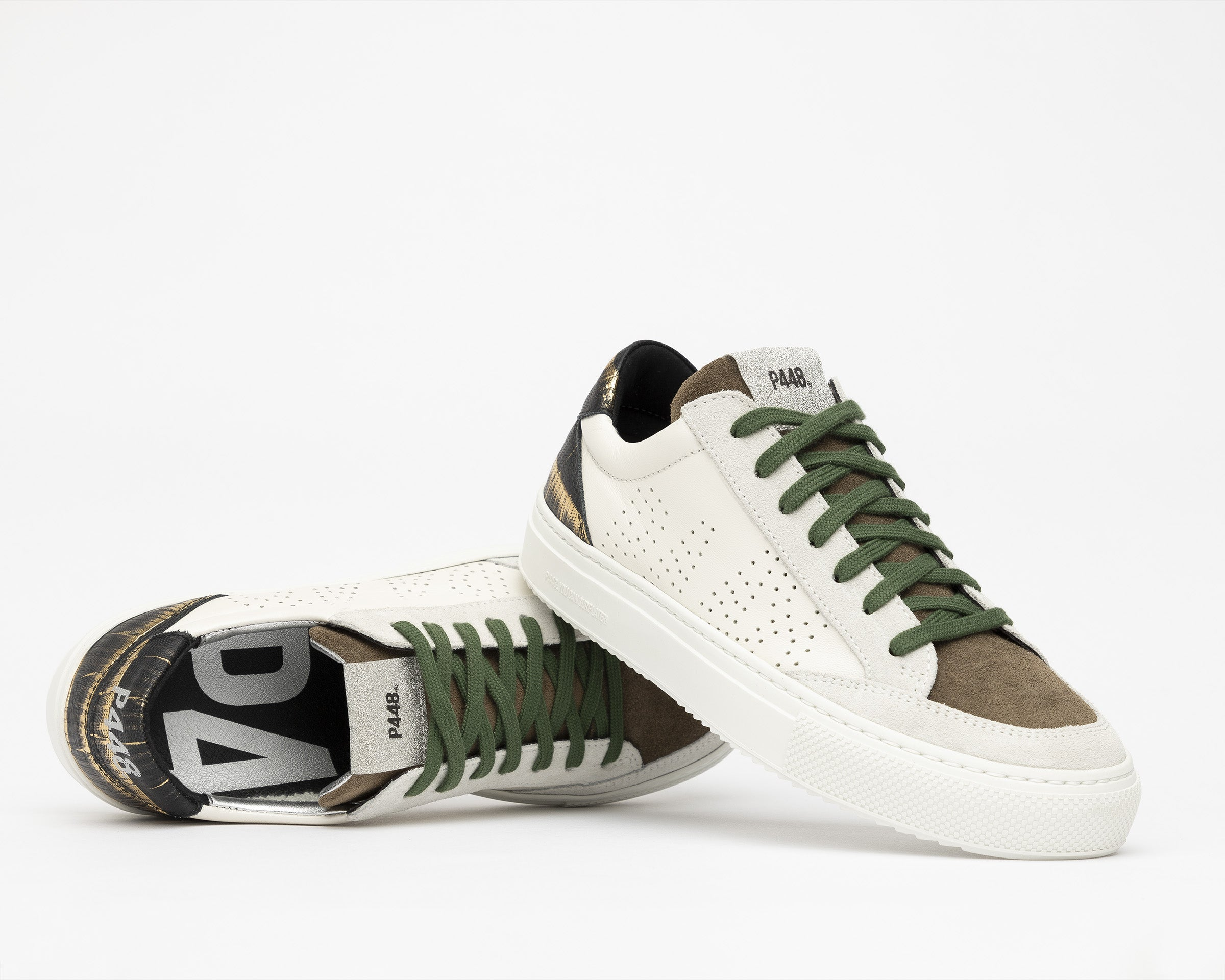 Soho Pull-on Sneaker in Clarm - Detail 2