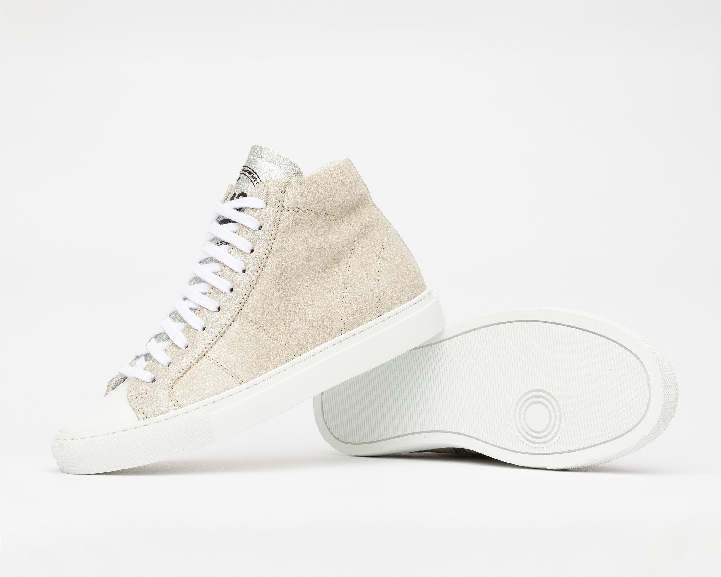 Star High-Top Sneaker in Aspide - Detail 1