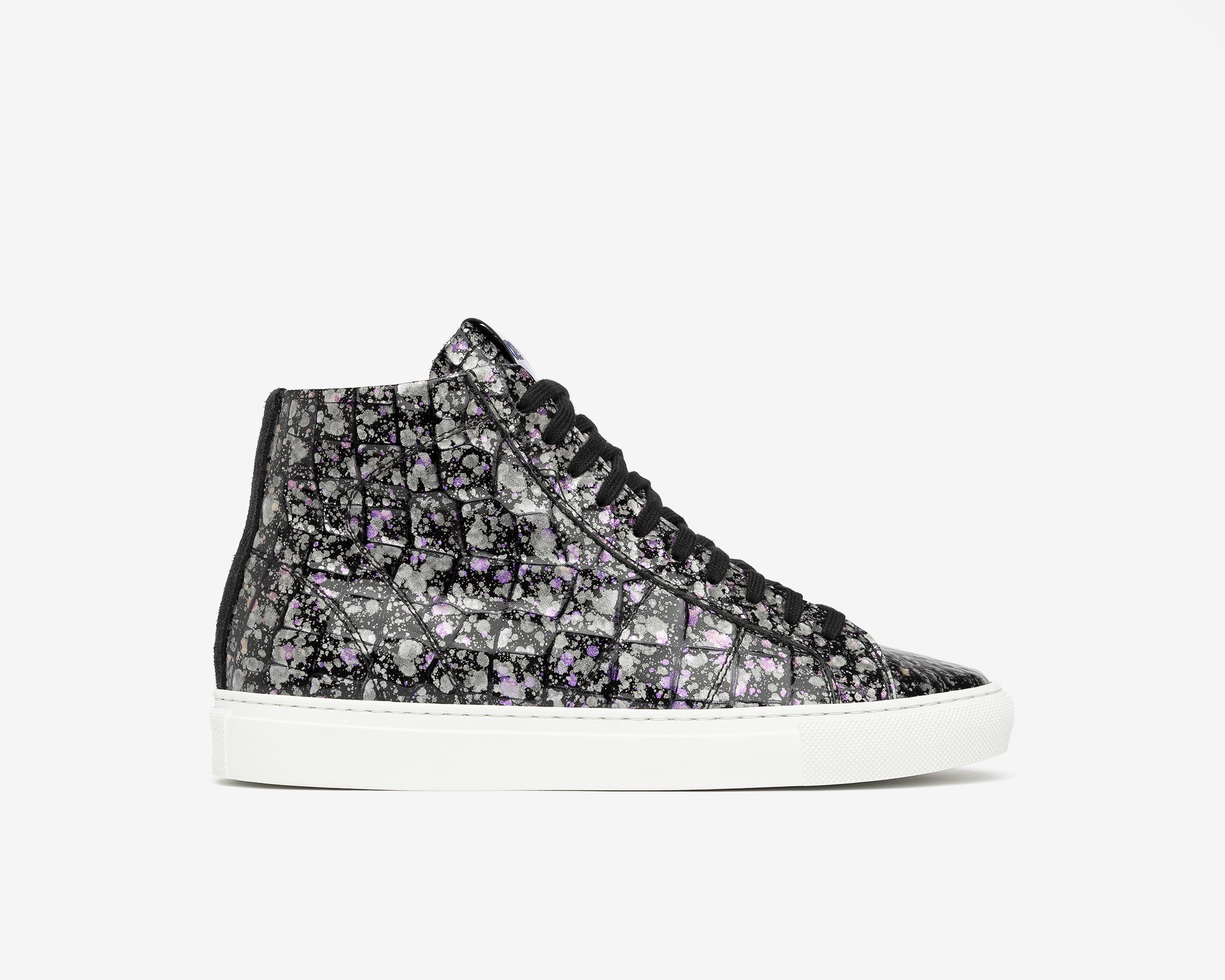 Star High-Top Sneaker in Supernova - Profile