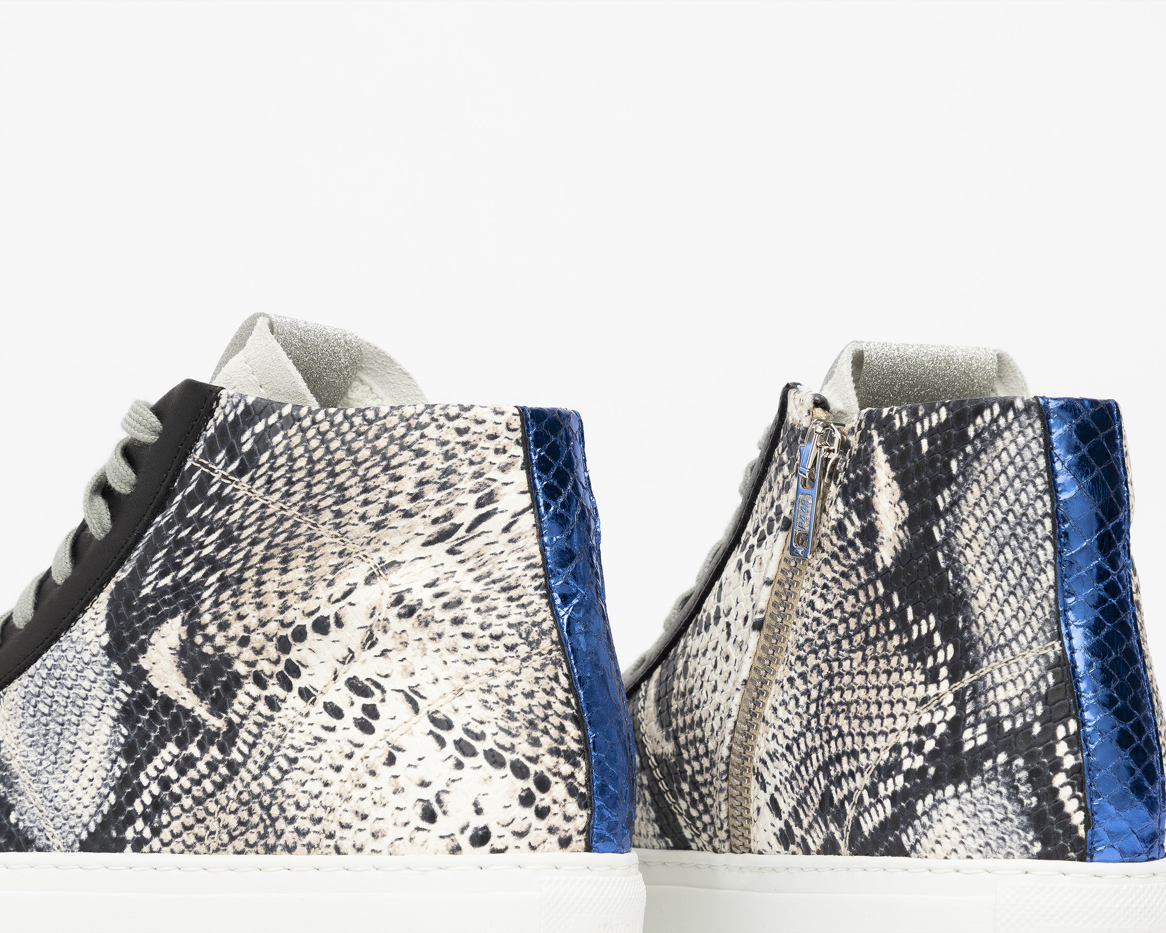 Star High-Top Sneaker in Twister Python - Detail 2