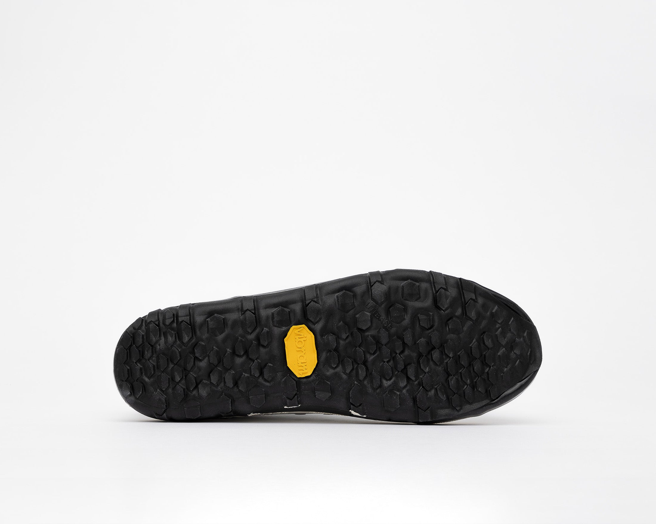 Y.C.S.L. Vibram Low-Top Sneaker in White/Black - Bottom