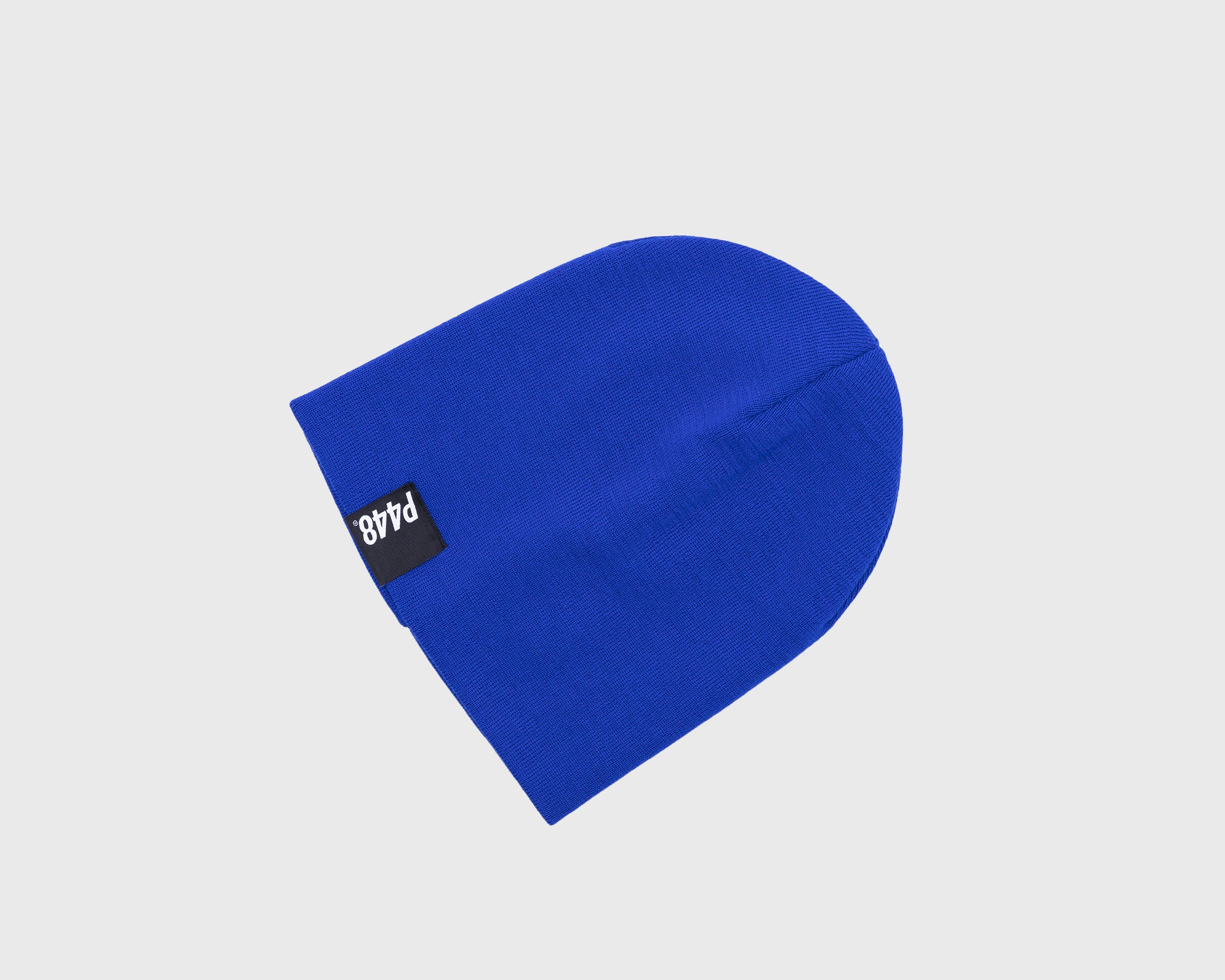 P448 Royal Blue Cap - Side