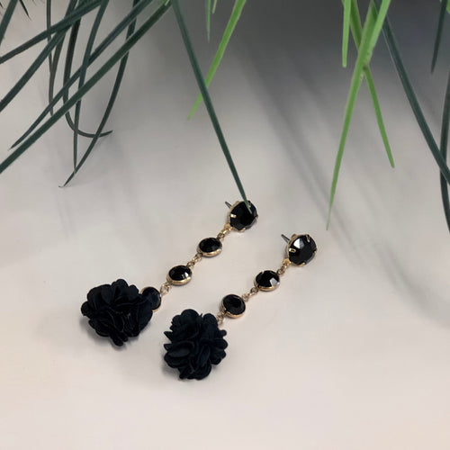 LBD Floral Earrings