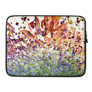 "Laptop Sleeve, ""Migration - Flame"""