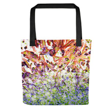 "Load image into Gallery viewer, Tote Bag, ""Migration - Flame"""