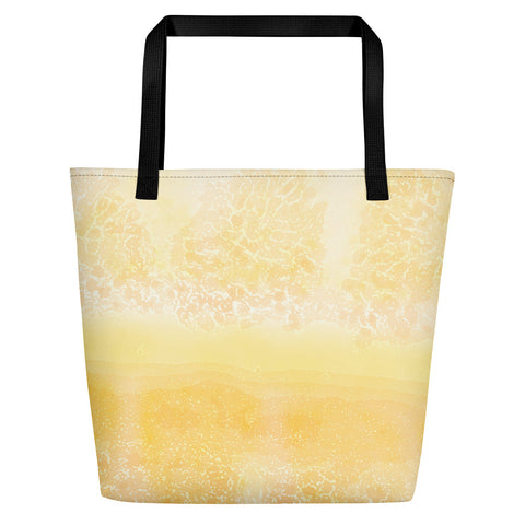 Differentiation - Tote Bag - Large/Yellow