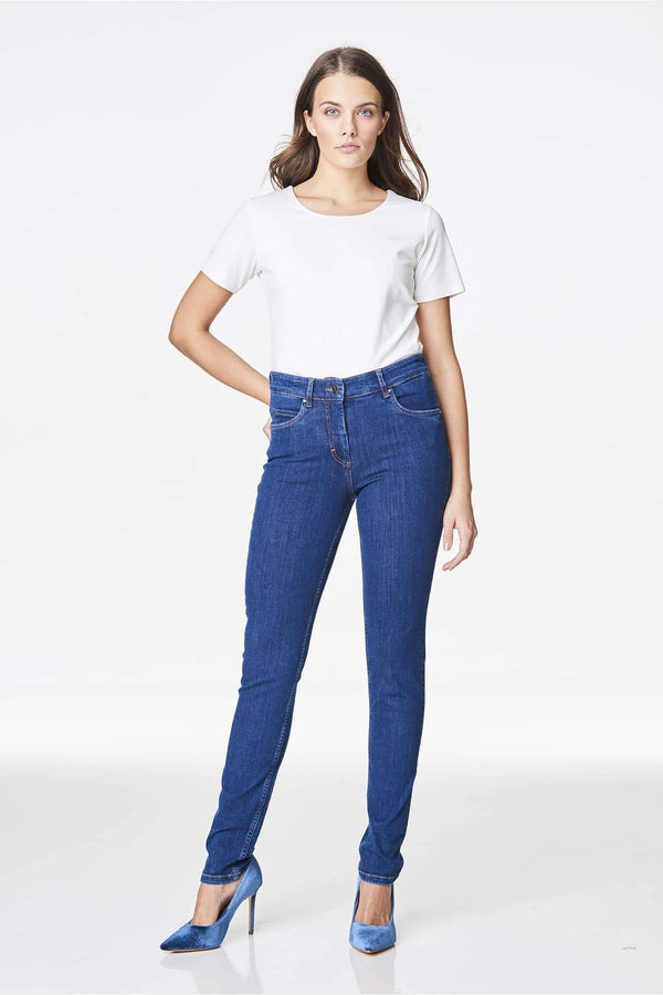 Voglia blue denim eco jeans