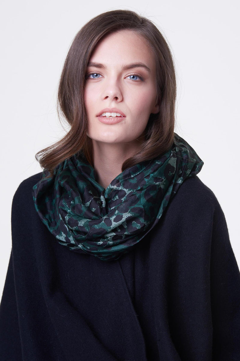 Silk Tube Scarf