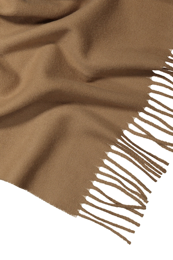 Connie wool scarf beige