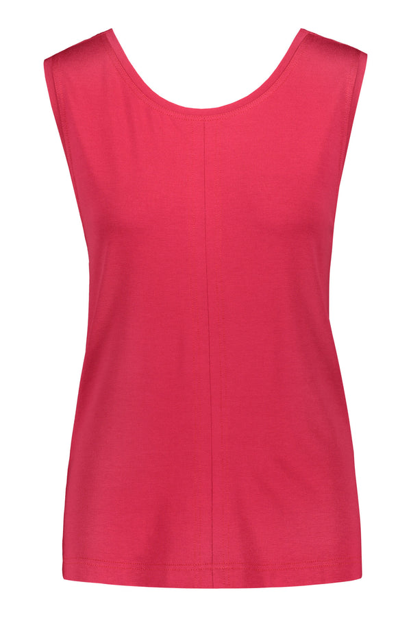 Cross back top red front