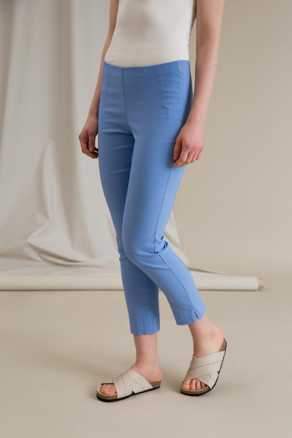 DARIA Stretch Trousers light blue