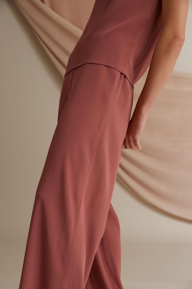 DAWN Wide Leg Trousers