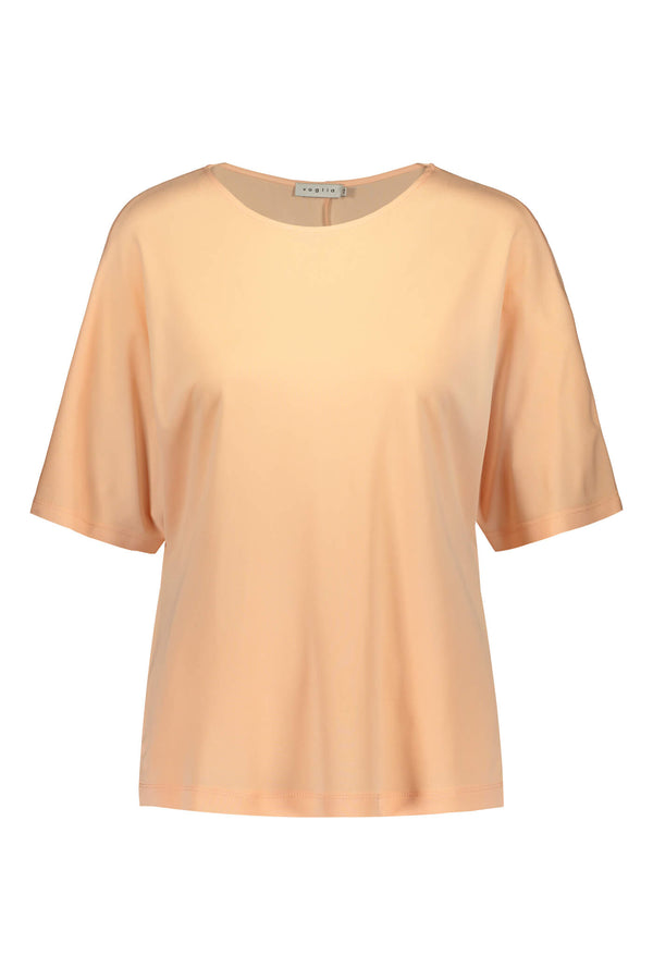 JESSICA Loose Fit Top peach front
