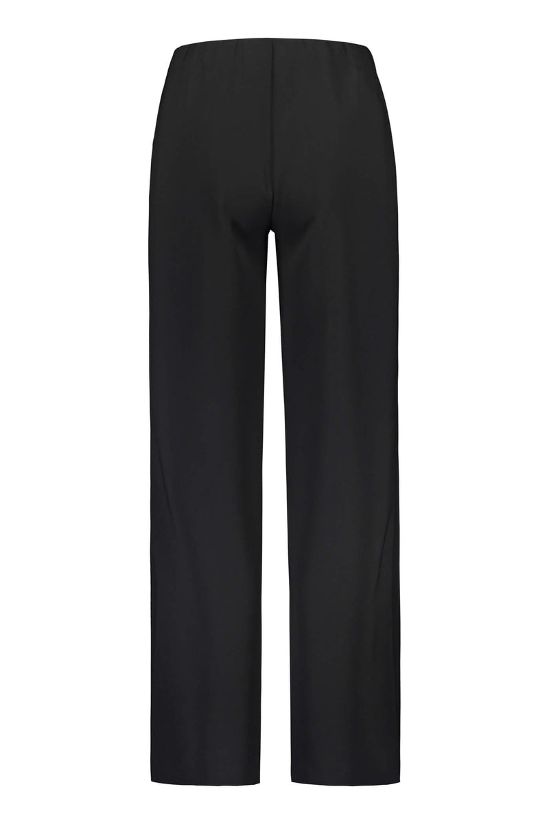 KEIRA Loose Fit Trousers black back