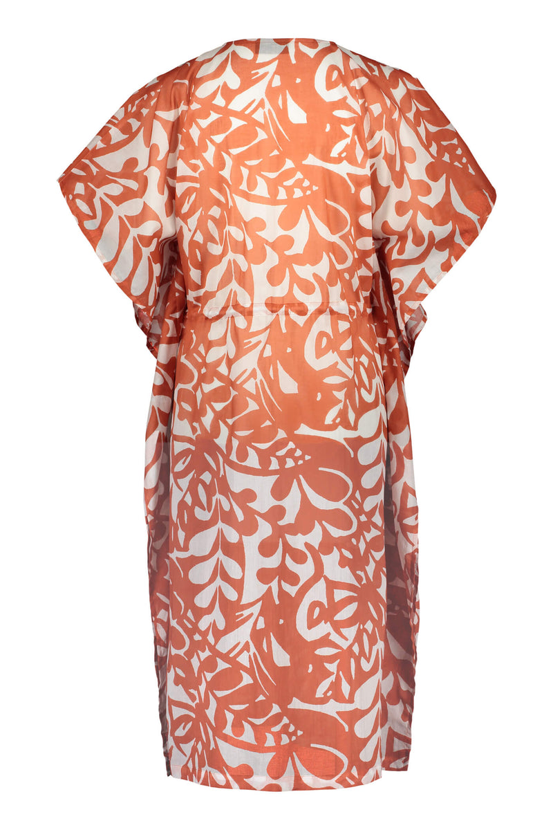 Voglia Finland women's orange dress