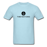 ThriveHydro Men's T-Shirt - powder blue