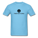 ThriveHydro Men's T-Shirt - aquatic blue
