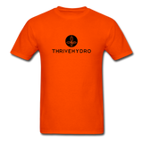 ThriveHydro Men's T-Shirt - orange