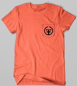 The F&F Logo Pocket Tee