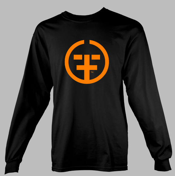 The F&F Logo Long Sleeve Tee