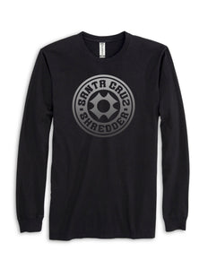 The Reflective Logo Long Sleeve Tee