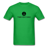 ThriveHydro Men's T-Shirt - bright green