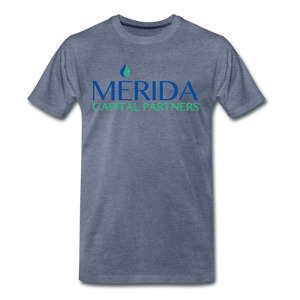 Merida Men's Premium T-Shirt - heather blue