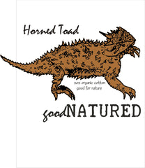 Good Natured Horned Toad GN11