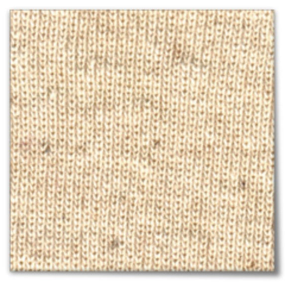 Organic Cotton 1X1 Rib Fabric