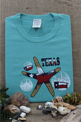 Texas Starfish and Sand Dollars LS 06