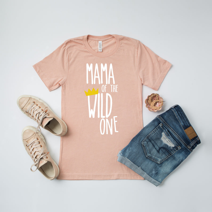 Mom, Dad of the Wild One