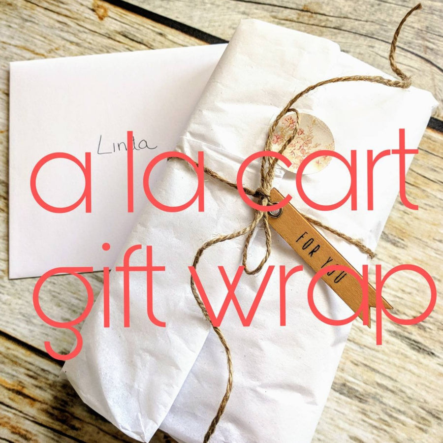Add Gift Wrap and Handwritten Note to an Existing Order.