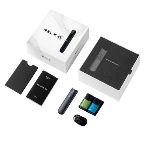 Alpha Starter Kit - JET Black