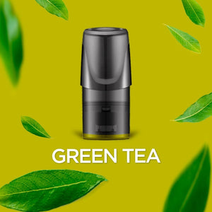 Relx Pods - green tea Australia Vape Pen Zone Electric Cigarette