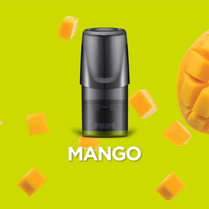 Relx Pods - Mango Australia Vape Pen Zone Electric Cigarette