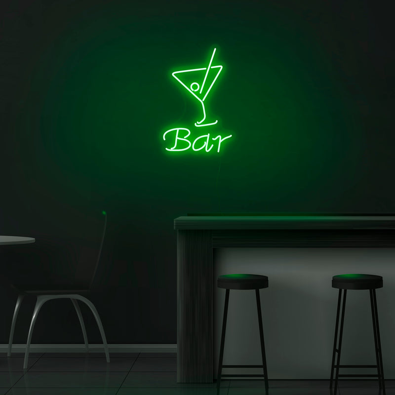 'Bar' V2 Neon Sign - Nuwave Neon