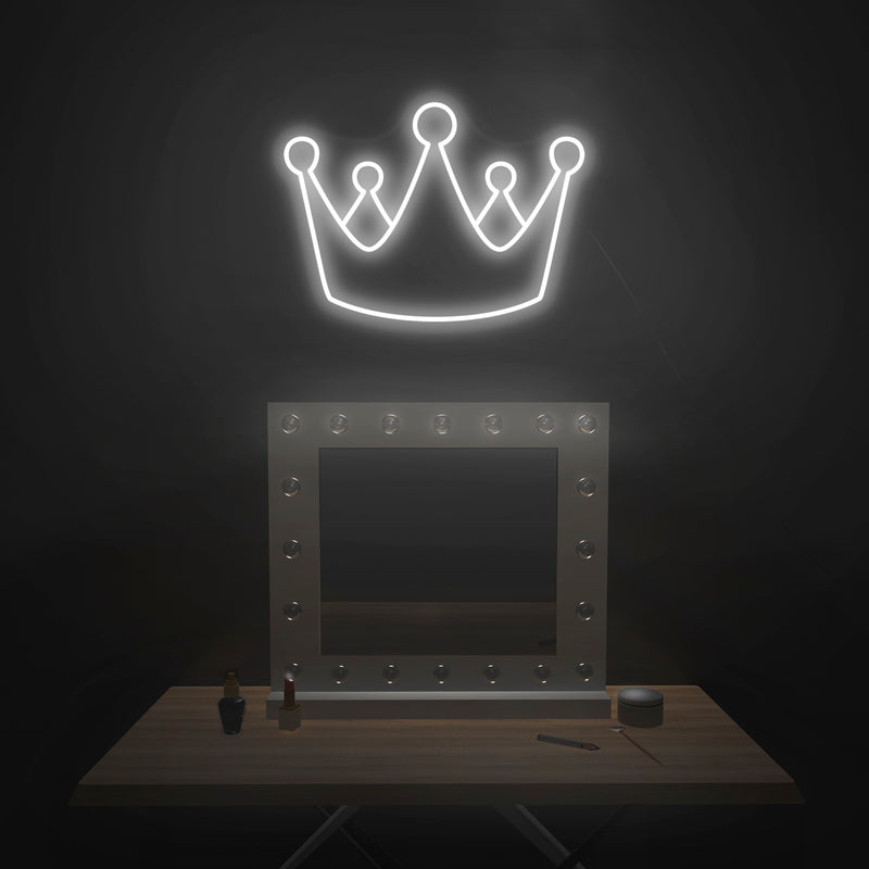 'Royal Crown' Neon Sign - Nuwave Neon